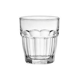 Bormioli Rock Bar Bicchiere per Acqua 20 cl Confezione da 6 Bicchieri Trasparenti