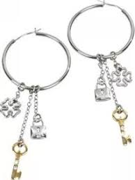 Orecchini donna Miss Sixty. Charms.