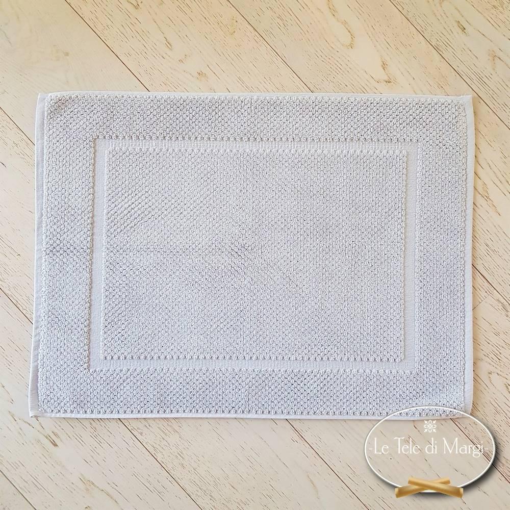 Tappeto Chicco di riso grigio