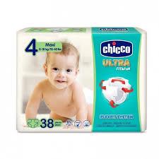 Chicco MAXI 8-18Kg - 38 pannolini