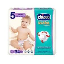 Chicco Junior 12-25kg - 34 pannolini