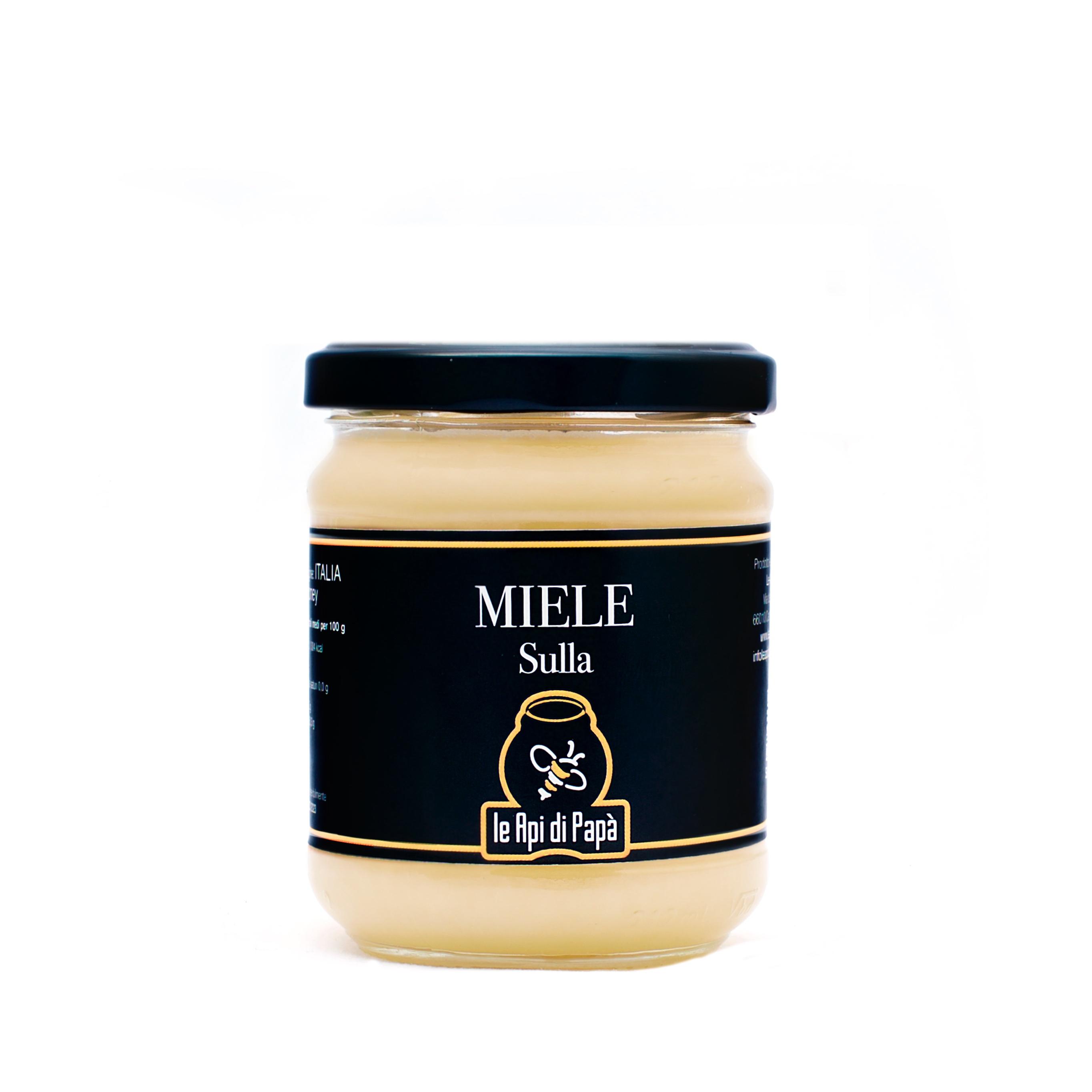 Miele di Sulla 250 grammi