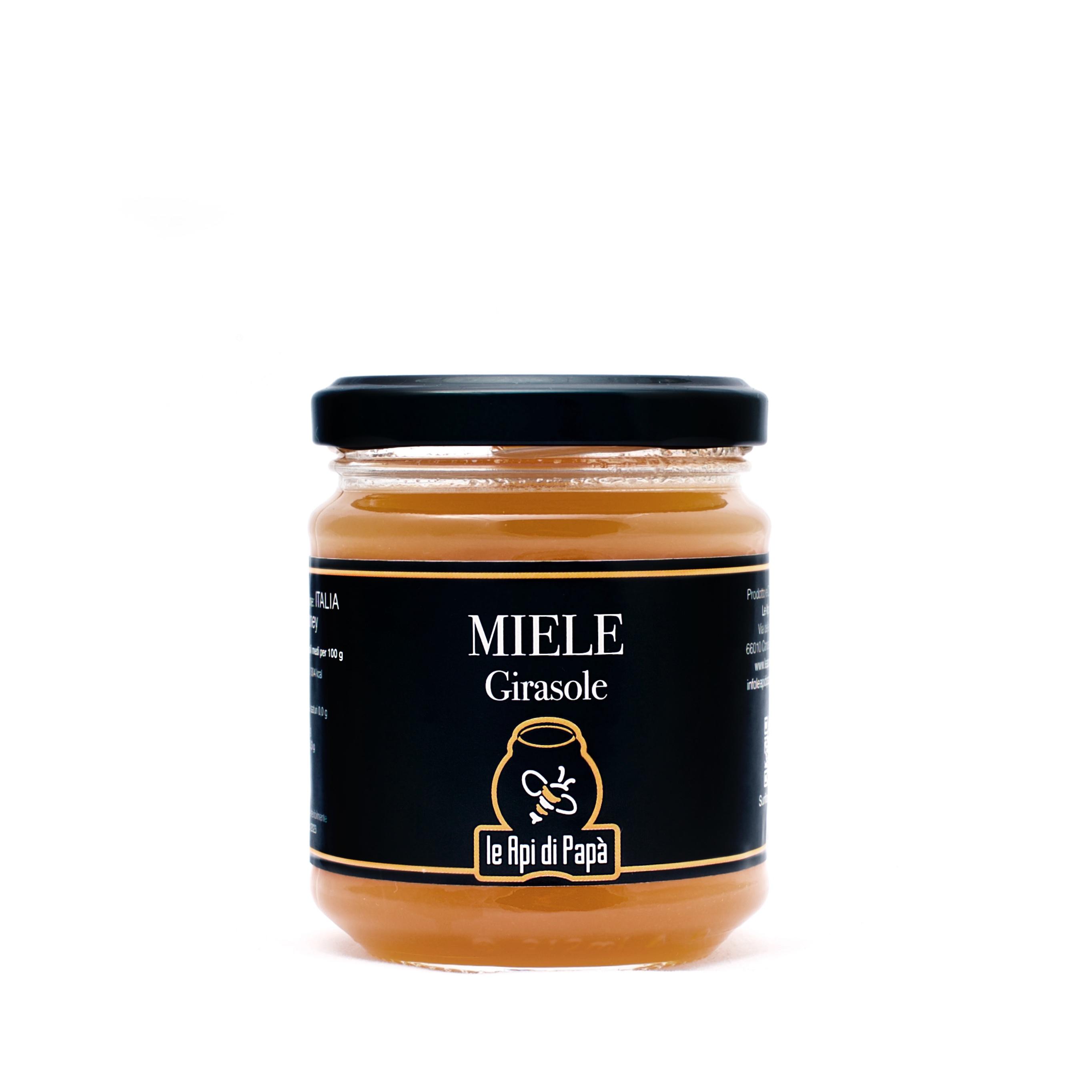 Miele di Girasole 250 grammi