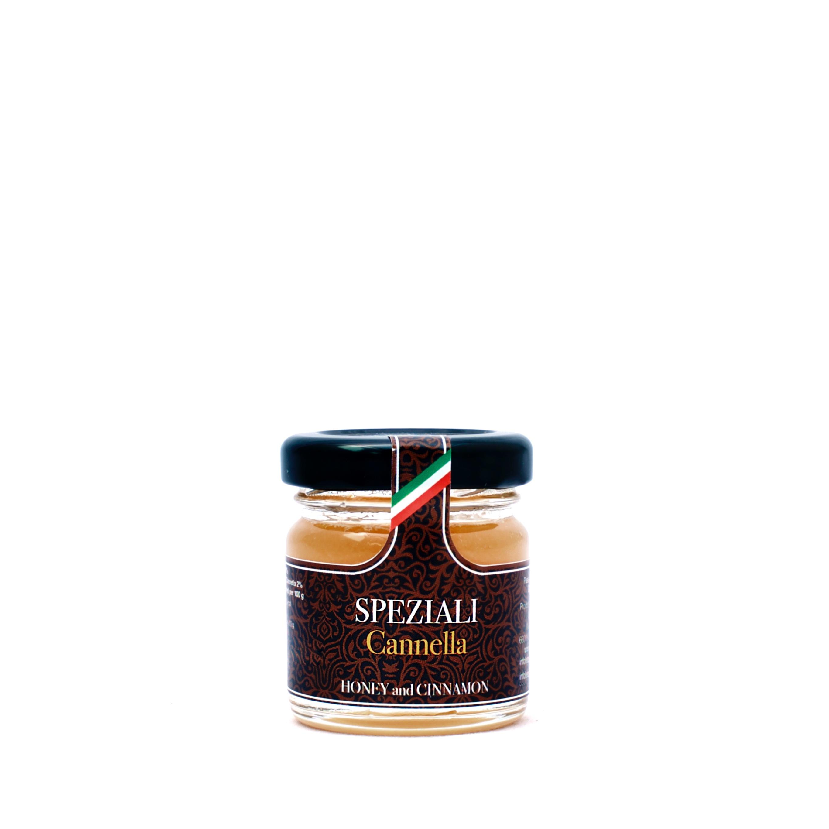 Miele con Cannella 45 grammi