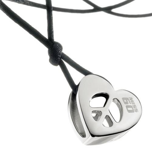 Collana donna Miss Sixty. Cuore Peace.