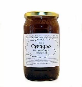 Miele di Castagno 1kg