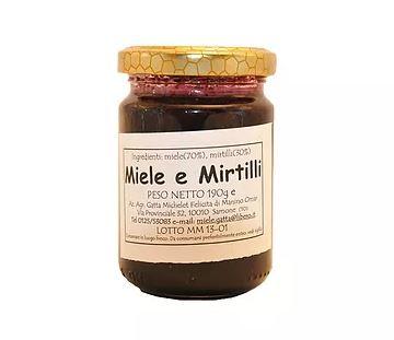 Miele e Mirtilli 190 gr