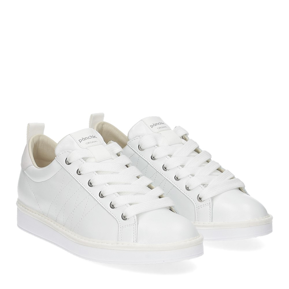 Panchic P01W leather white