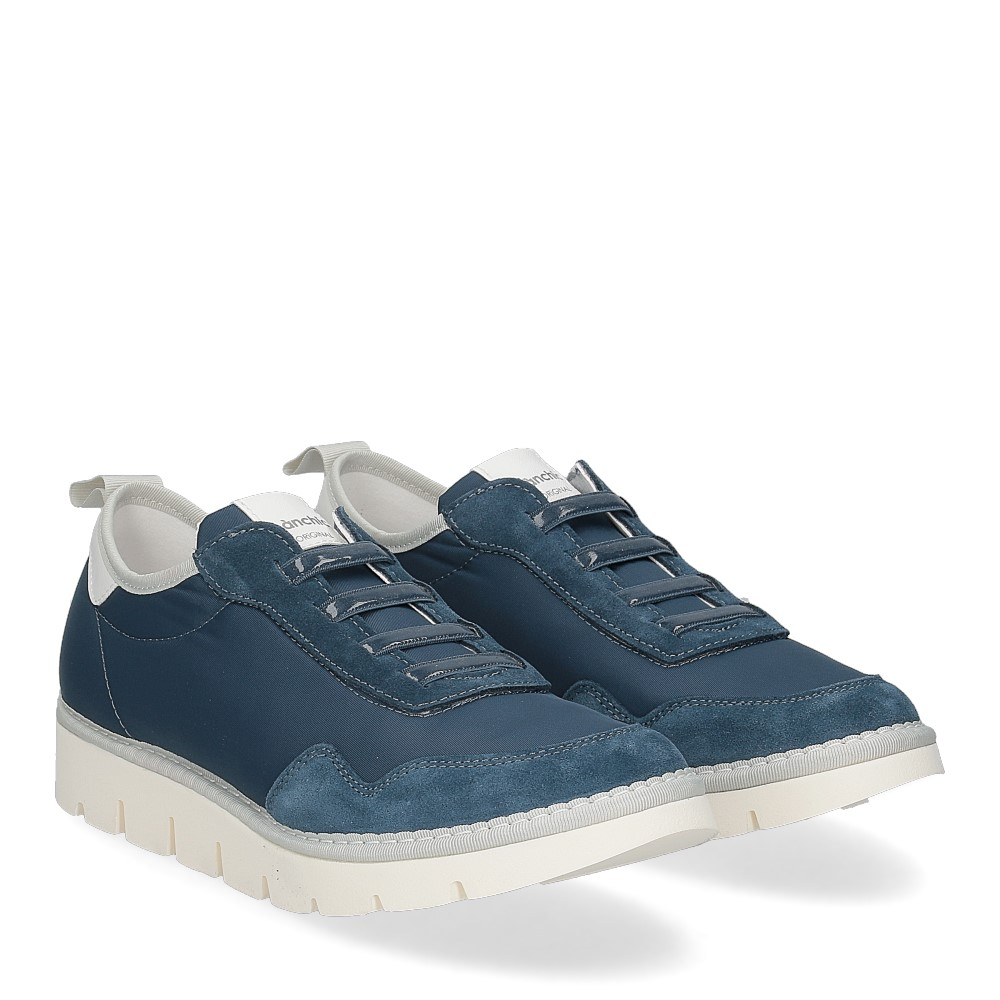 Panchic P05W nylon suede light blu