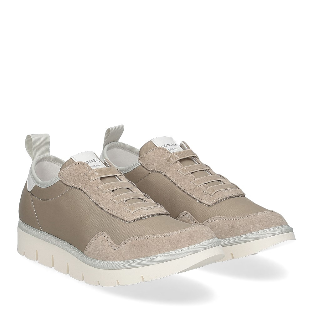 Panchic P05W nylon suede dove grey