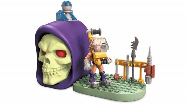 *PREORDER* Masters of the Universe - Mega Construx Skull Set 1: FISTO CLIFF CLIMBER by Mattel