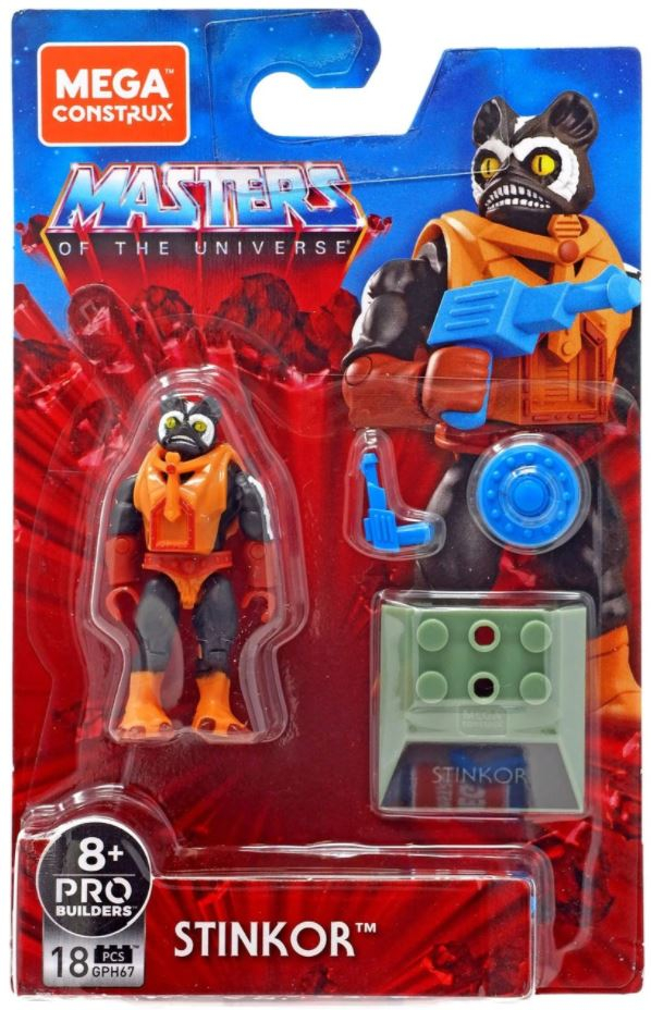 *PREORDER* Masters of the Universe - Mega Construx: STINKOR by Mattel