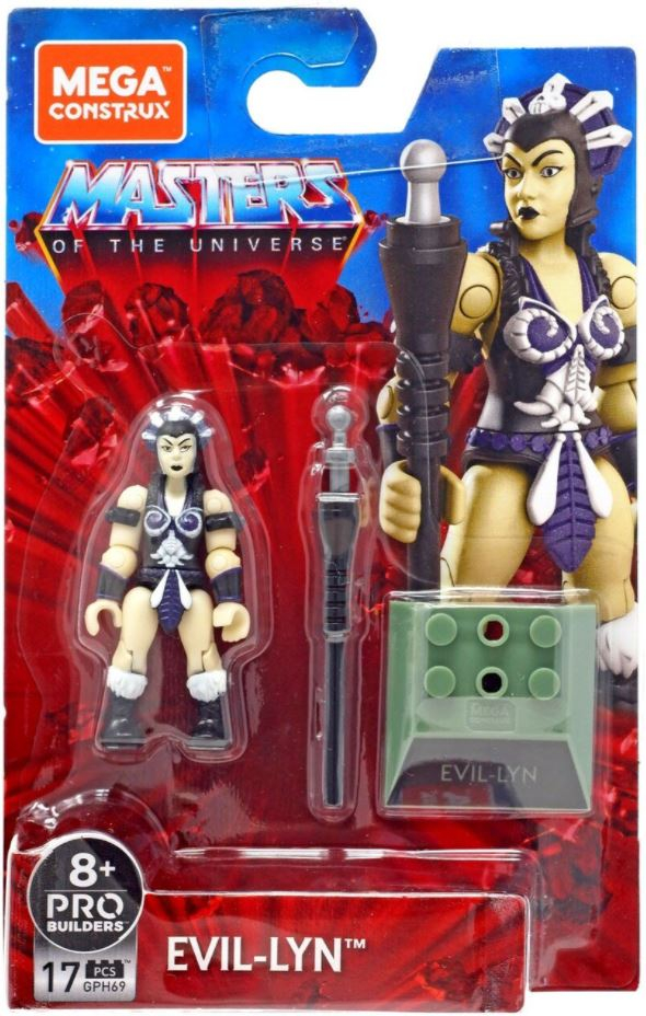 *PREORDER* Masters of the Universe - Mega Construx: EVIL-LYN by Mattel