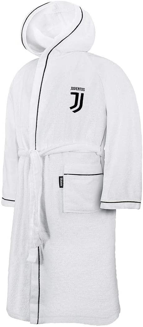 Accappatoio Juventus adulto S - M - L - XL Prodotto ufficiale