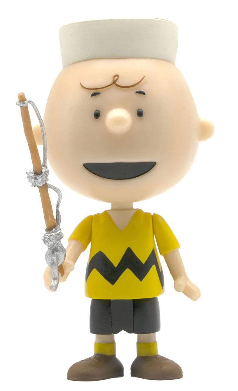 *PREORDER* Peanuts ReAction: CAMP CHARLIE BROWN by Super7