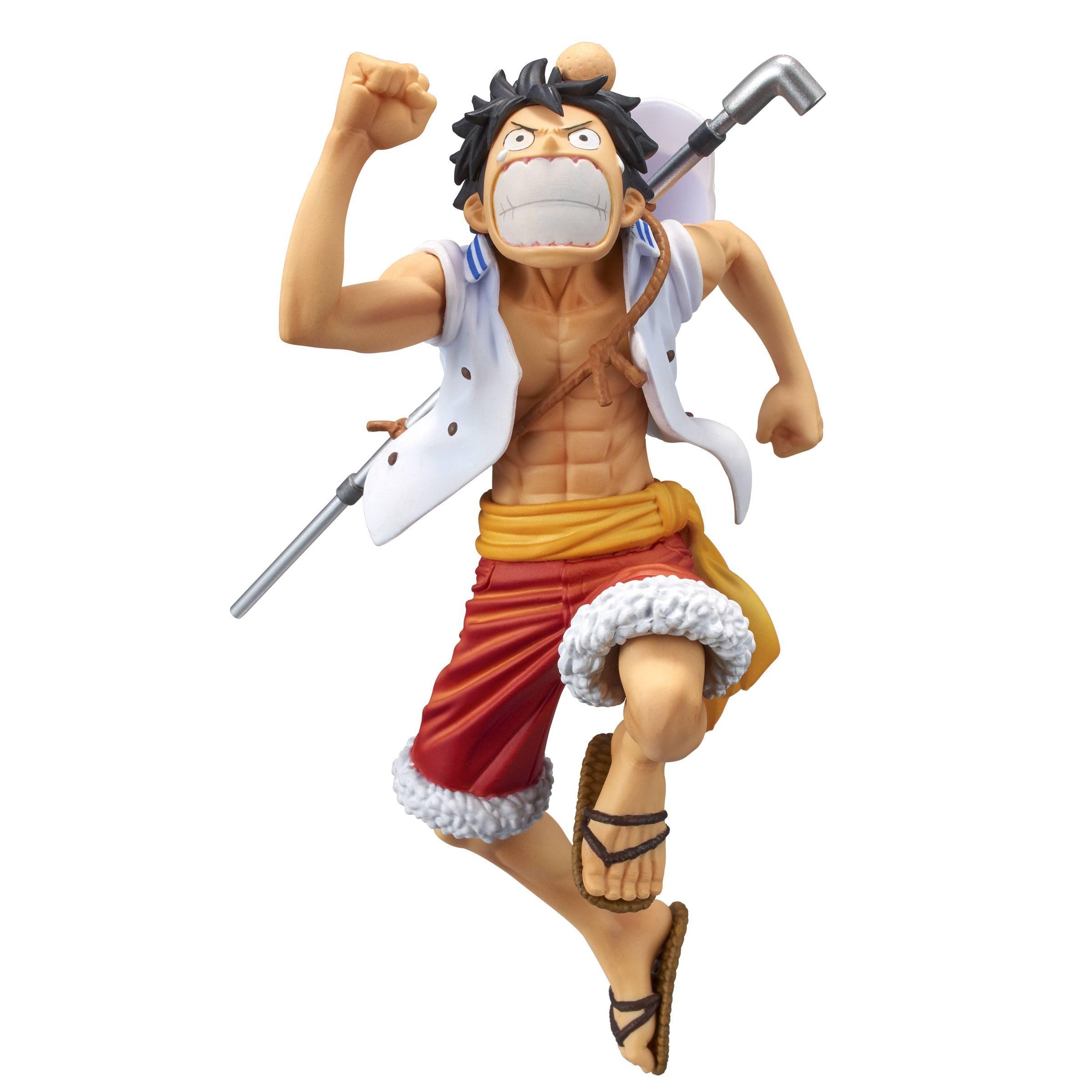 *PREORDER* One Piece Magazine: MONKEY D. LUFFY - SPECIAL COLOR by Banpresto