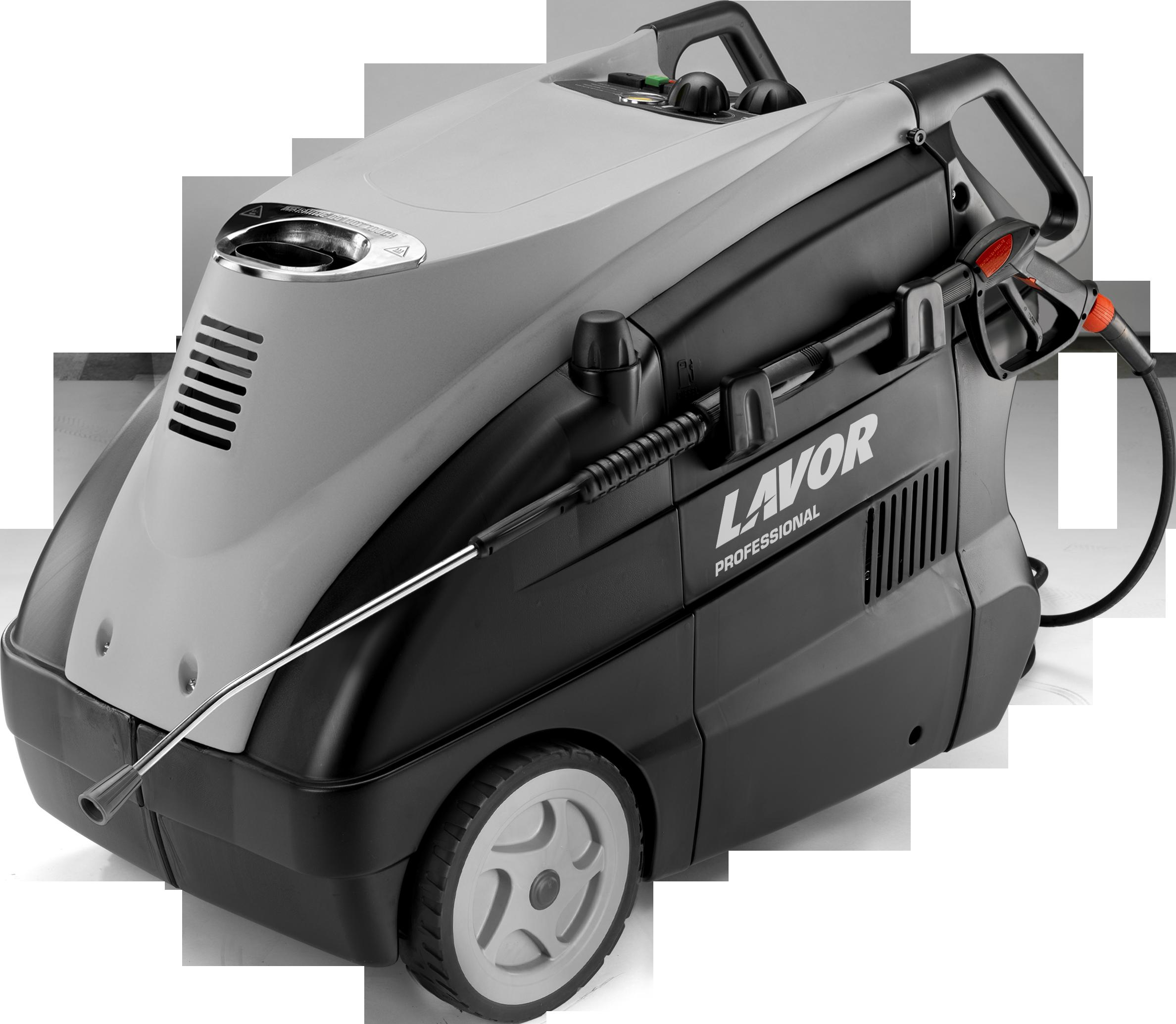 IDROPULITRICE ACQUA CALDA LAVOR TEKNA 2015 LP 400V - 200 bar 15 litri/minuto