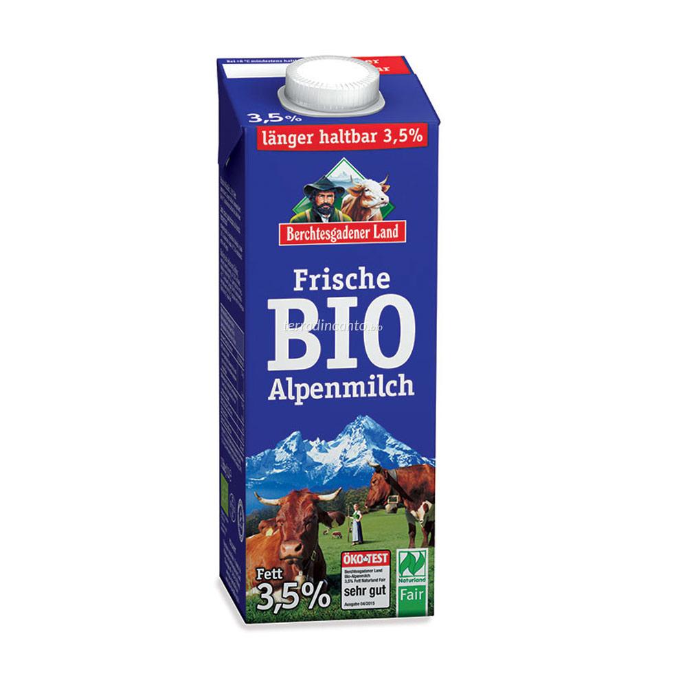 Latte intero più a lungo Berchtesgadener land