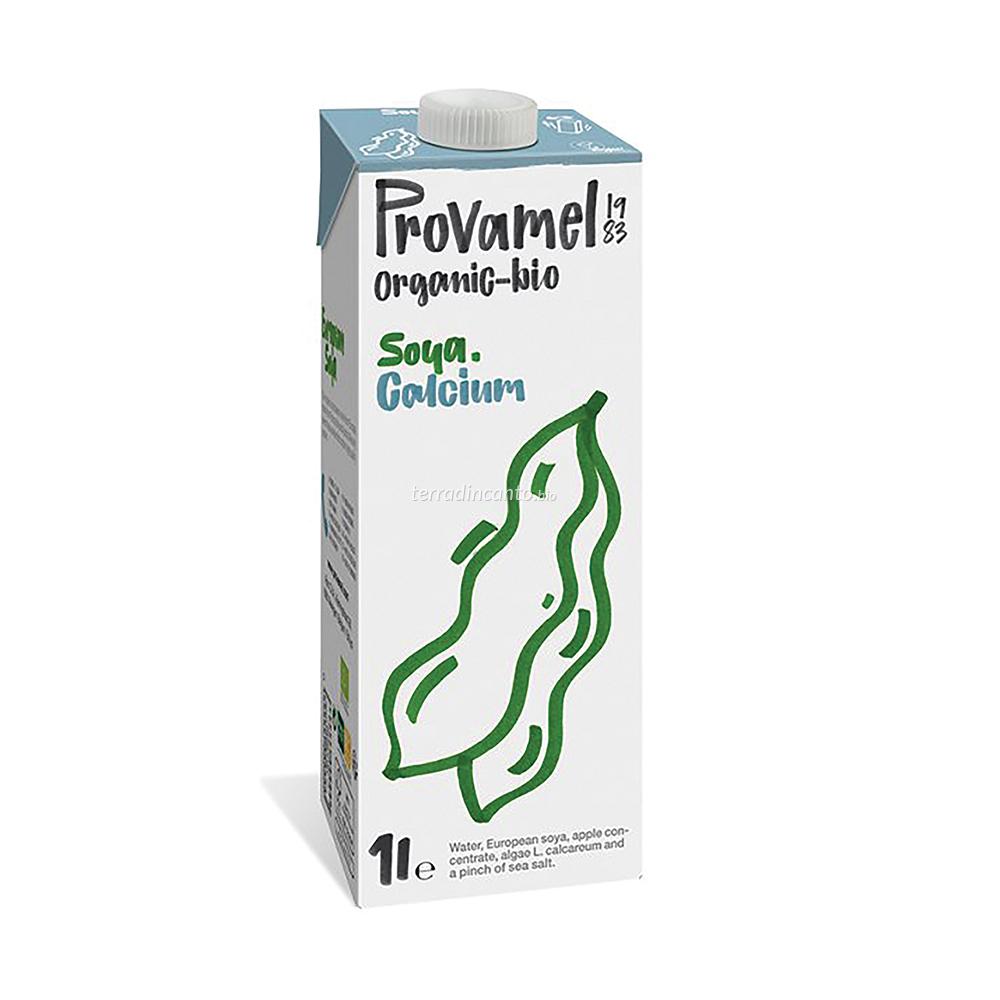 Soya Drink Calcium con alghe PROVAMEL 1l
