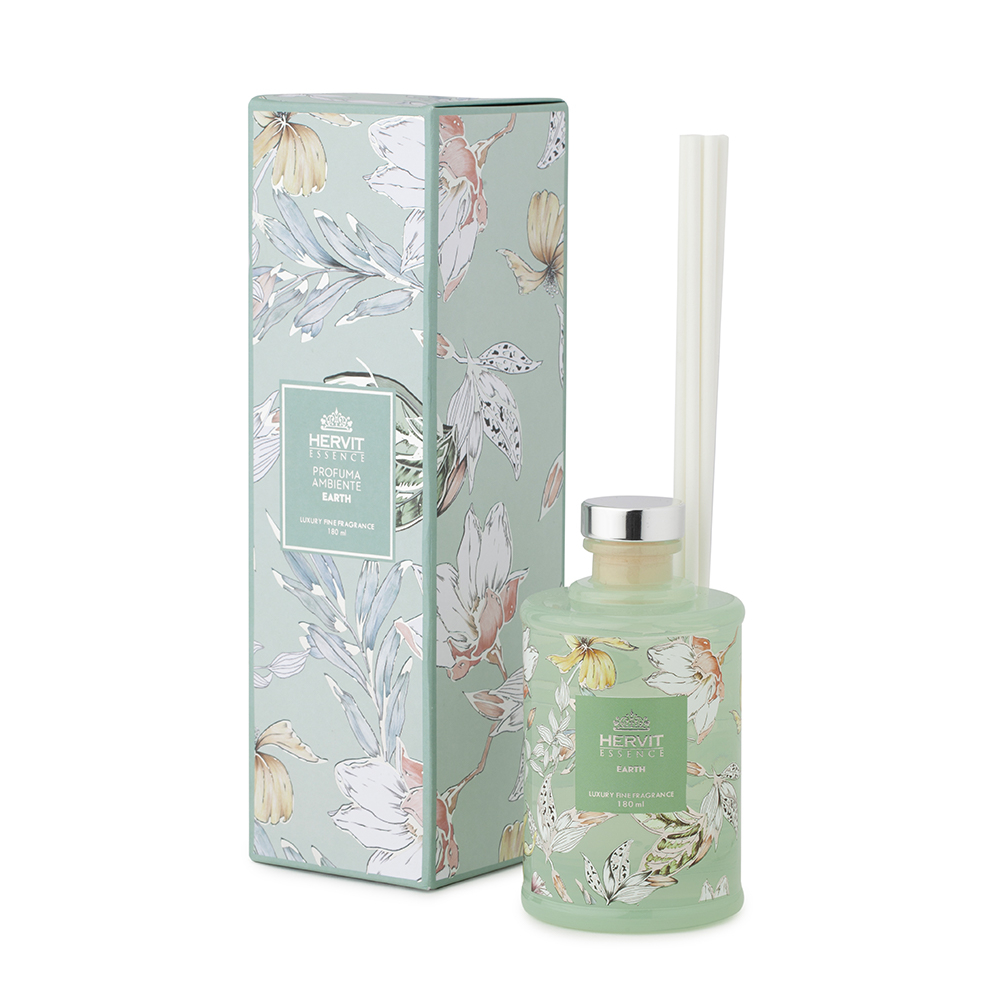 HERVIT - PROFUMAMBIENTE BLOOMS EARTH 180ML