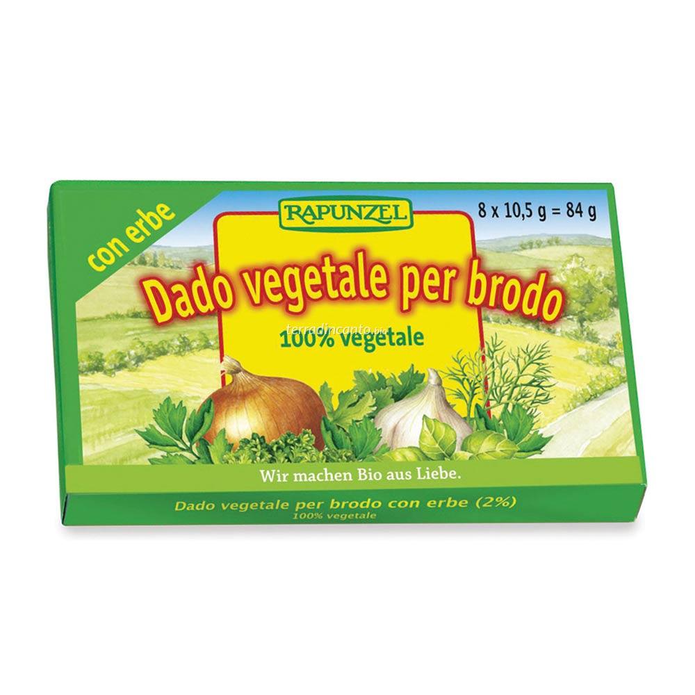 Dado vegetale con erbe Rapunzel