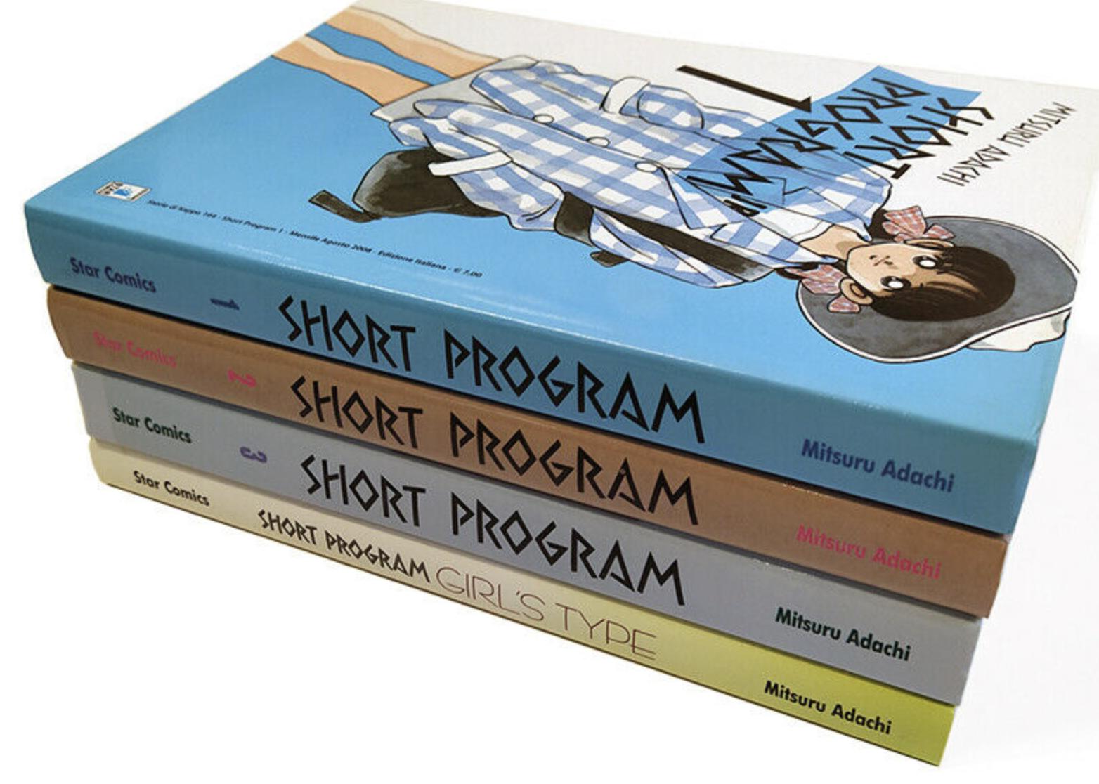 SHORT PROGRAM Serie COMPLETA 1/3 + GIRL'S TYPE