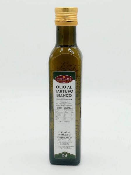 OLIO EVO AL TARTUFO BIANCO 250 ML