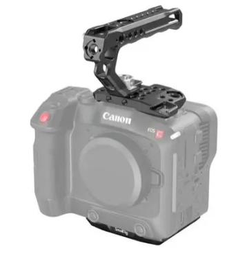 Kit Portatile per Canon C70 con Maniglia Superiore 3190