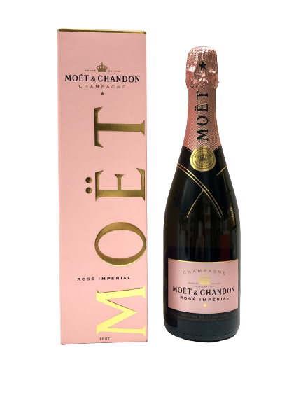 Champagne Moet & Chandon Rosé Impérial cl. 75 - France