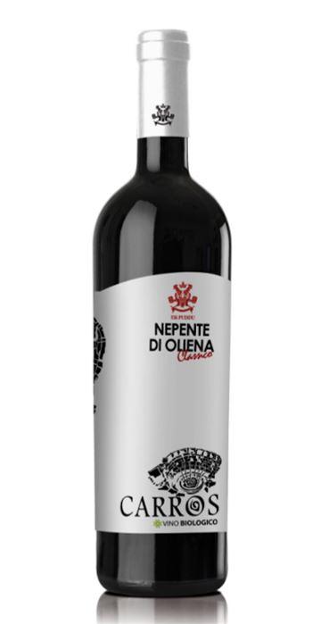 CARROS  - Cannonau di Sardegna DOC - Nepente di Oliena Classico Biologico