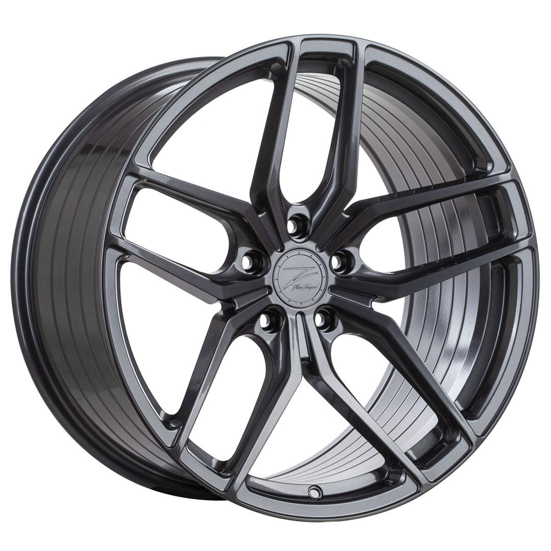 Cerchi in lega  Z-Performance  ZP2.1  19''  Width 8   5x120  ET 40  CB 72,6    FlowForged Gloss Metal