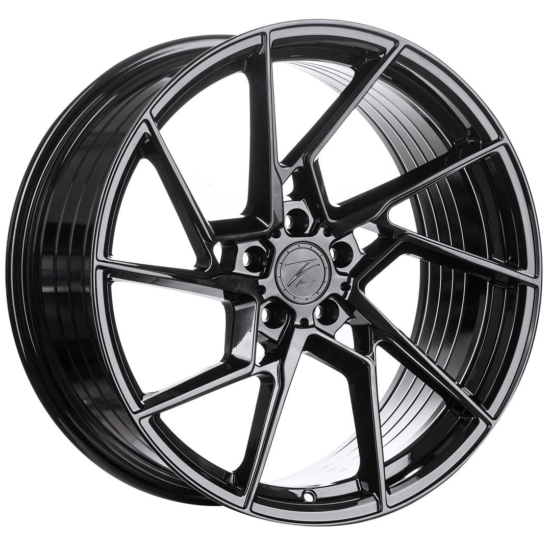 Cerchi in lega  Z-Performance  ZP3.1  19''  Width 8,5   5x120  ET 35  CB 72,6    FlowForged Gloss Black