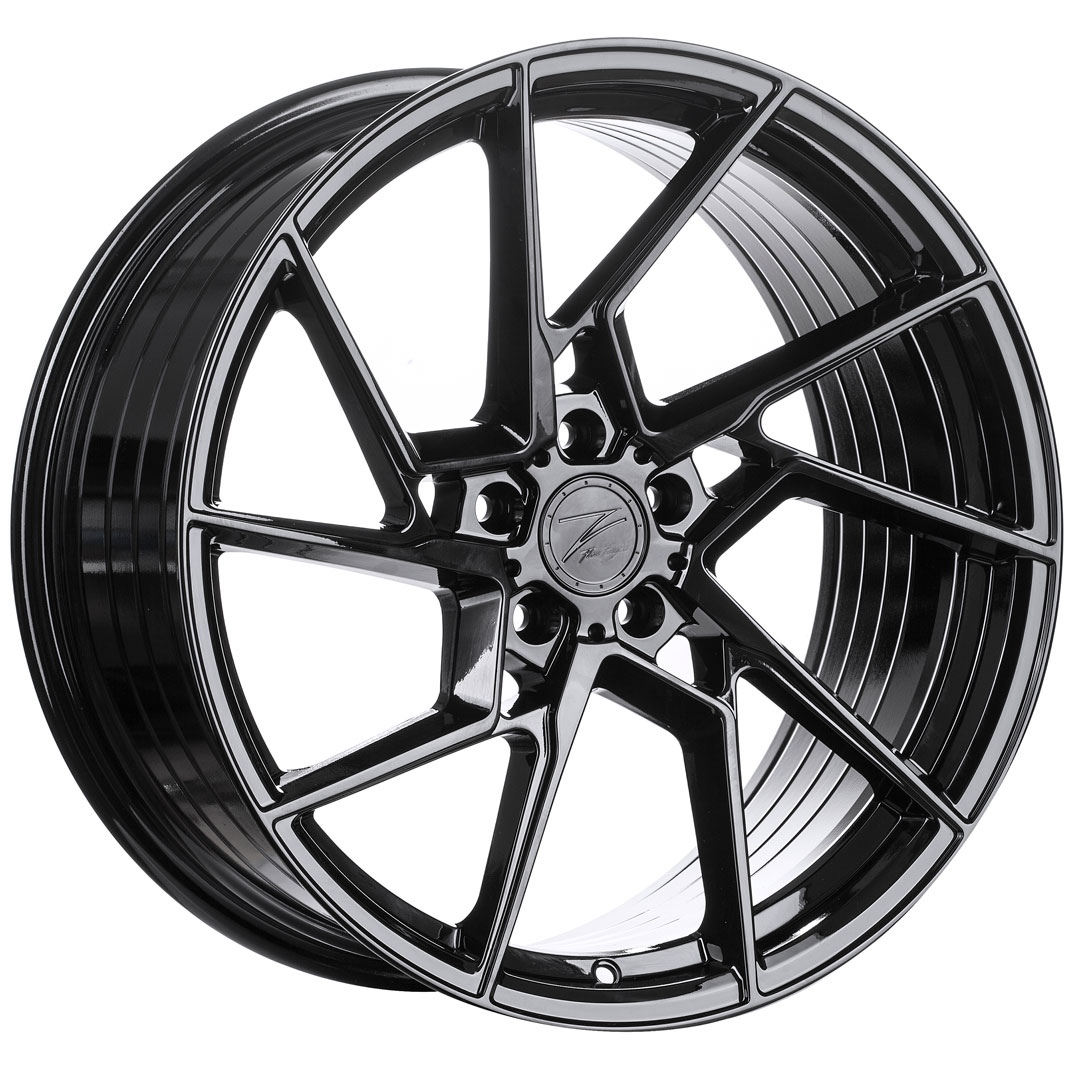 Cerchi in lega  Z-Performance  ZP3.1  20''  Width 9   5x120  ET 20  CB 72,6    FlowForged Gloss Black