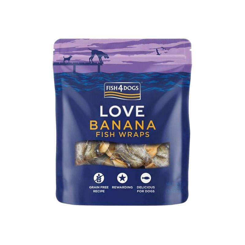 SeaJerky love banana wraps
