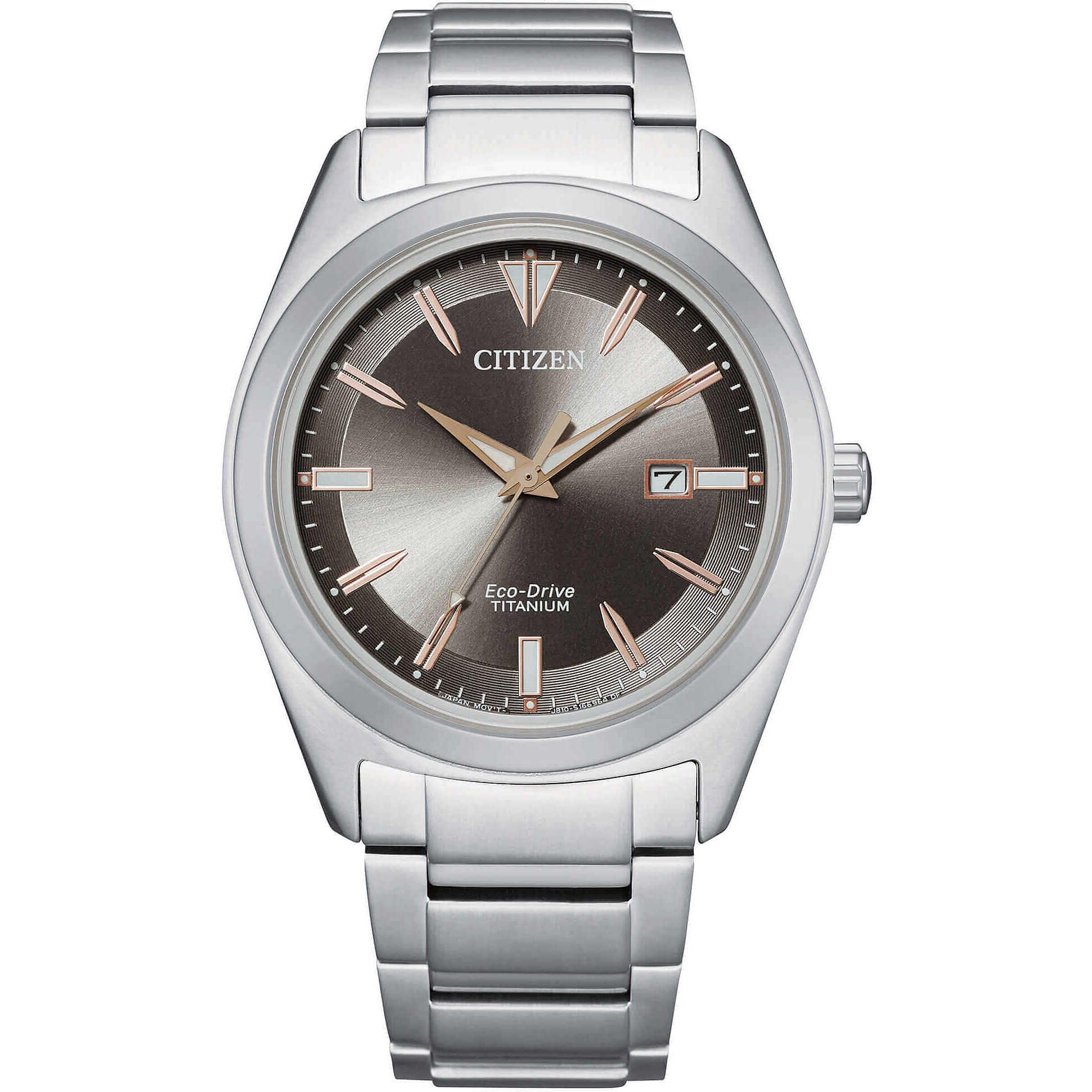 Citizen orologio solo tempo uomo Citizen Supertitanio