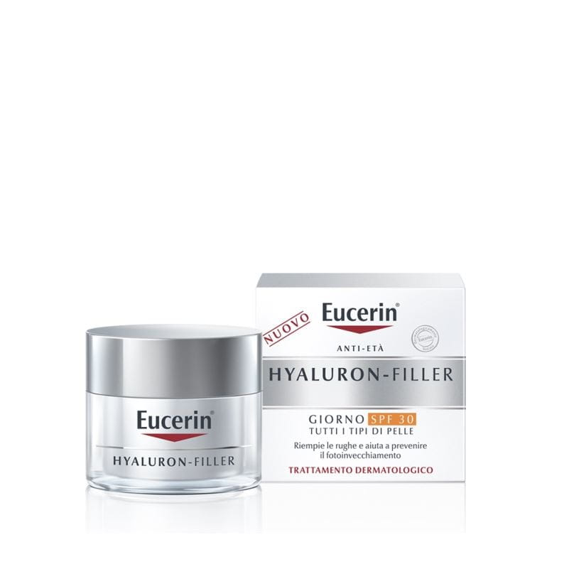 Eucerin Hyaluron-Filler Giorno SPF30 50 ml