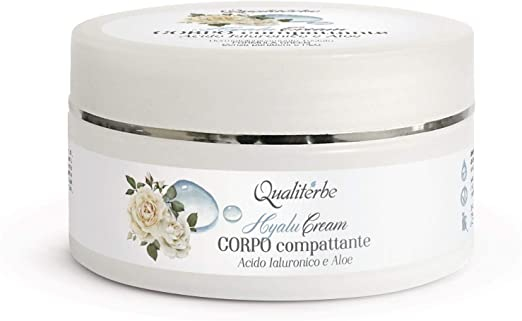 CREMA CORPO COMPATTANTE ALL'ACIDO IALURONICO E ALOE 250 ML