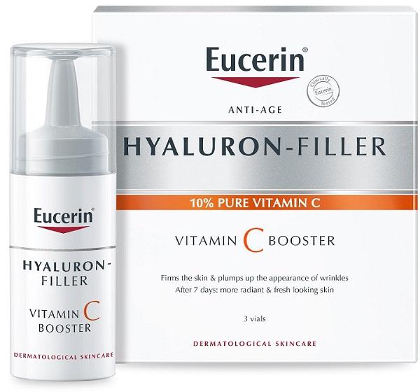 Eucerin Hyaluron-filler vitamin C Booster 3 flaconi
