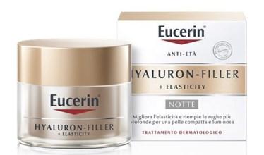 Eucerin hyaluron-filler elasticity crema notte 50ml