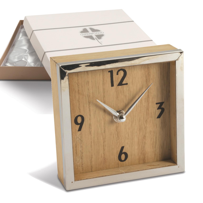 Quadrifoglio - Alba orologio