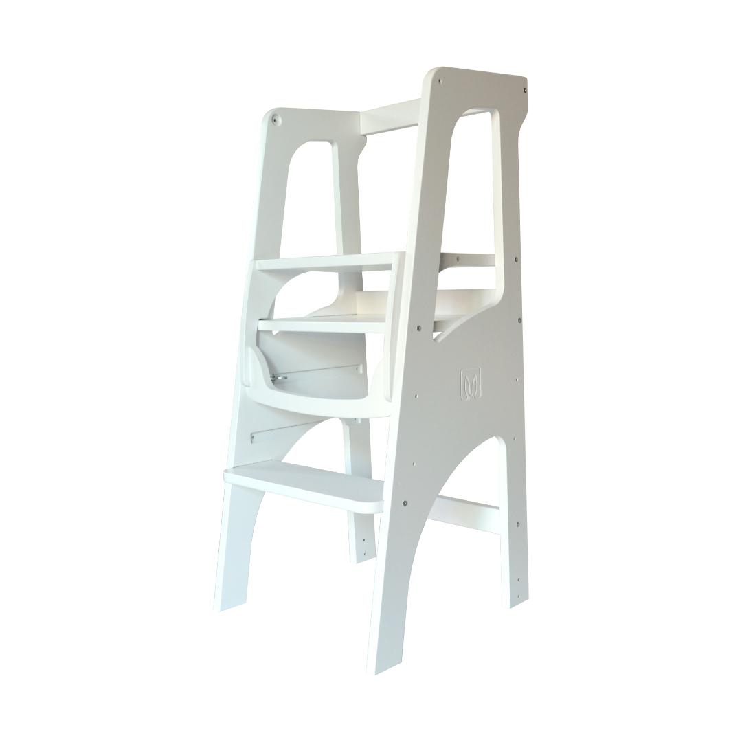 Accessorio Seggiolone per Learning Tower EVO - Bianco