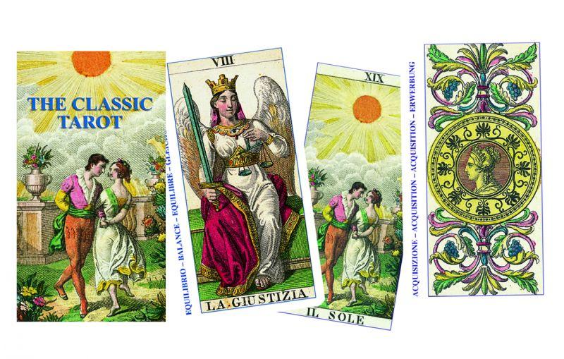78 carte Tarocchi Classici