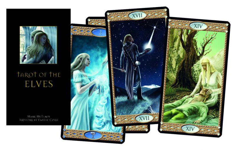 78 carte Tarocchi degli Elfi