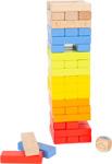 Torre traballante arcobaleno