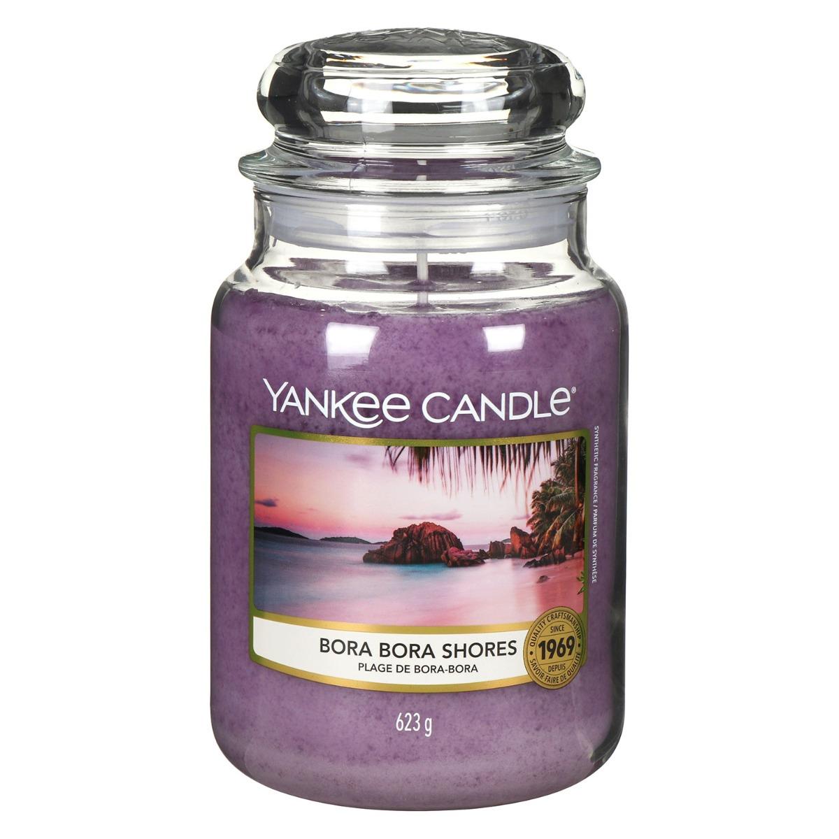 Yankee Candle - Bora Bora Shores, Giara Grande