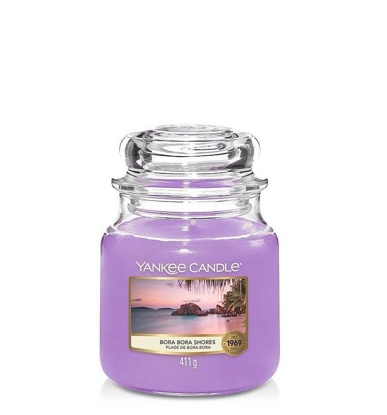 Yankee Candle - Bora Bora Shores, Giara Media