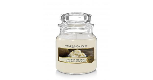 Yankee Candle - COCONUT RICE CREAM, Giara Piccola