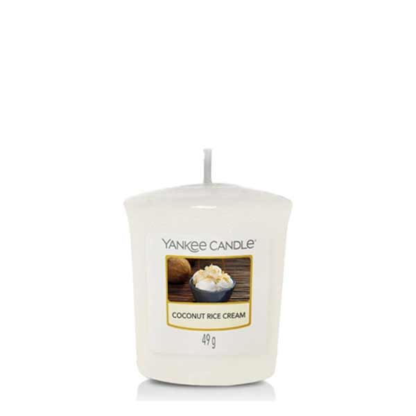Yankee Candle - COCONUT RICE CREAM, Sampler