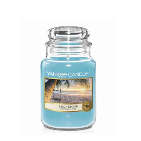 Yankee Candle - BEACH ESCAPE, Giara Grande