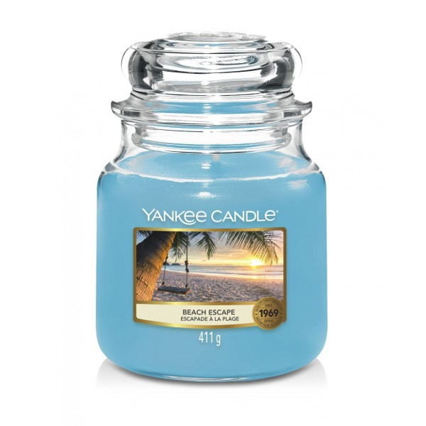 Yankee Candle - BEACH ESCAPE, Giara Media